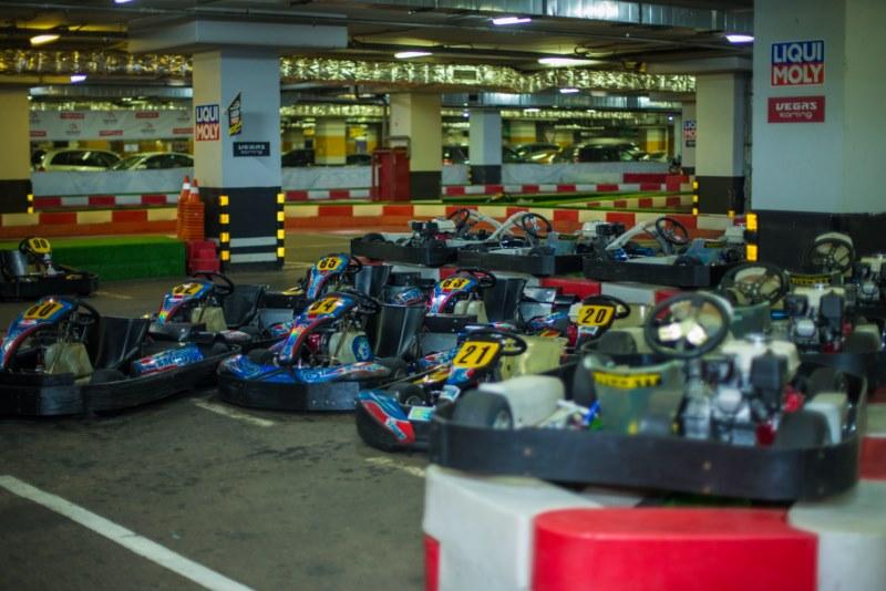 Вегас Картинг Vegas Karting