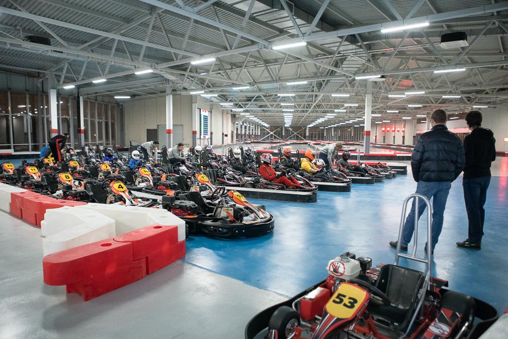 Le Mans City Картинг