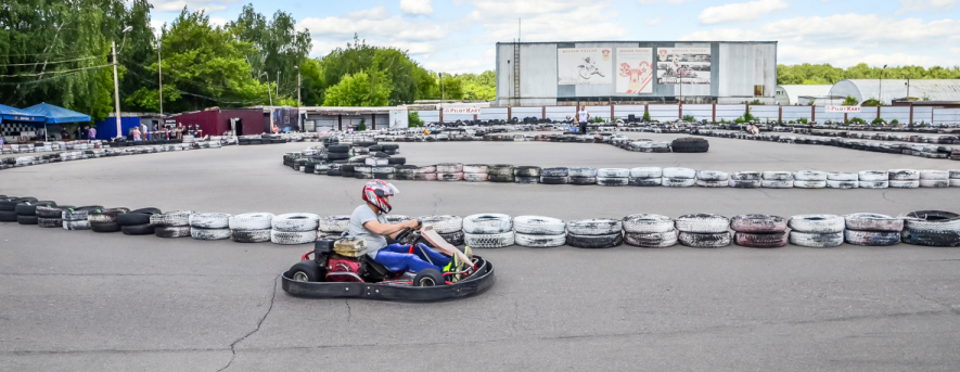 Трасса KartRacing Club
