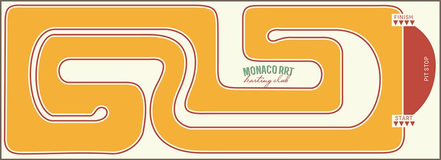 Трасса Monaco RRT