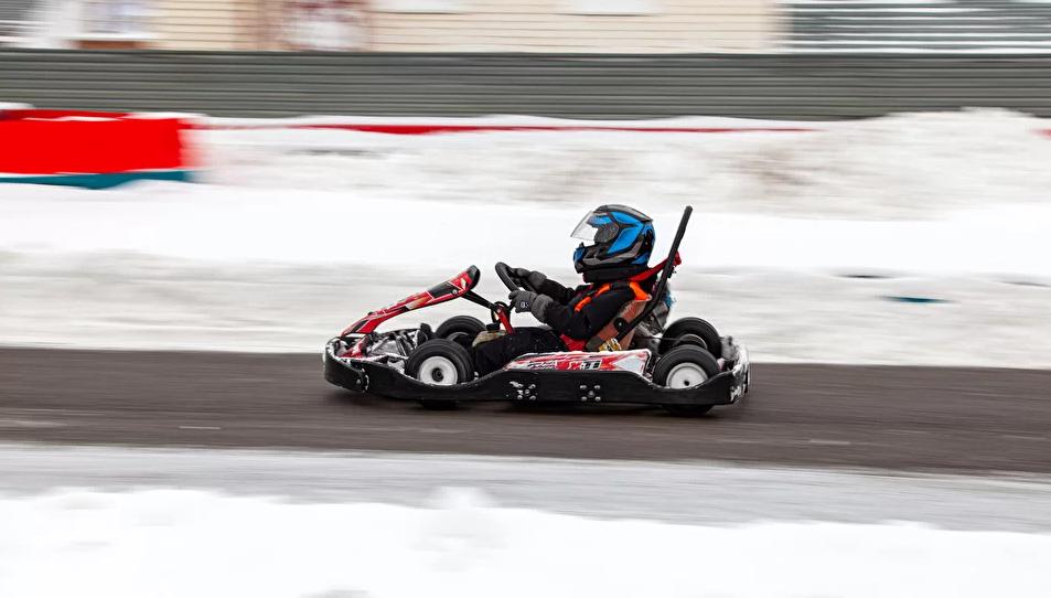 X-Ti Pilot Karting