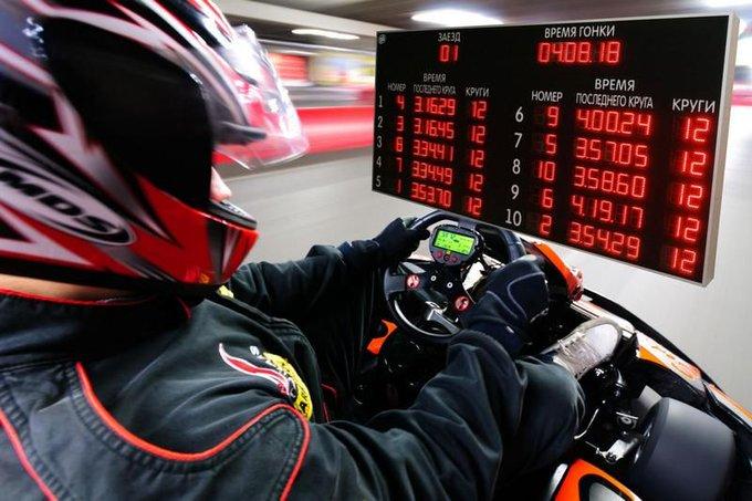 Хронометраж гонки: что это такое и как работает