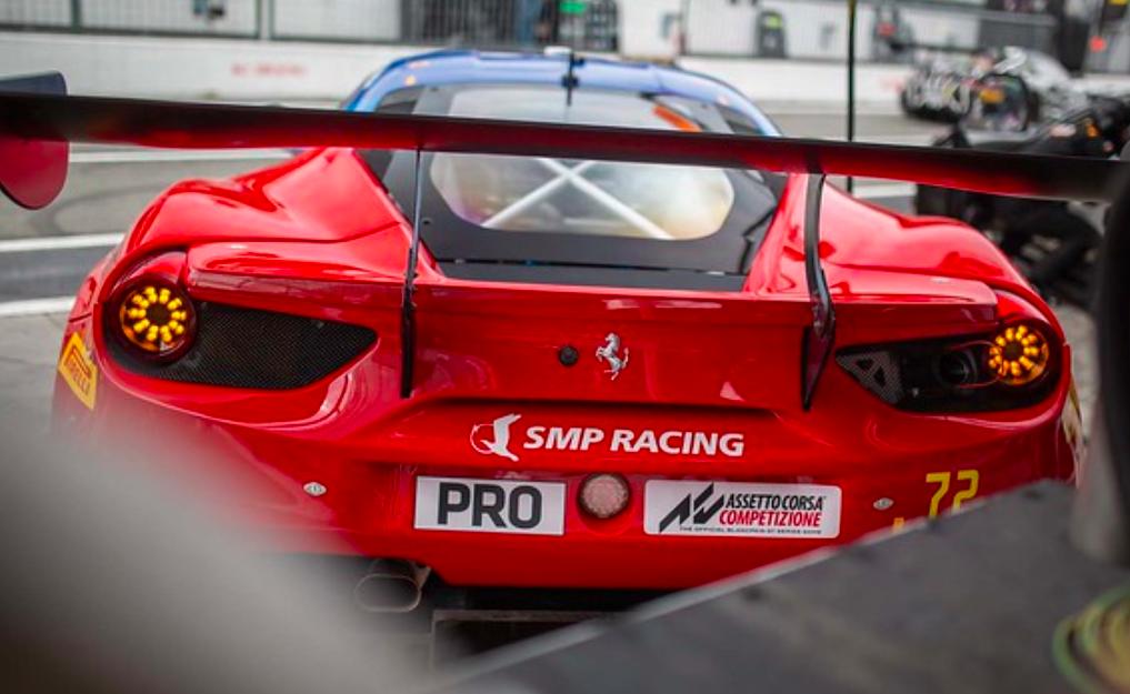 Как попасть в SMP Racing